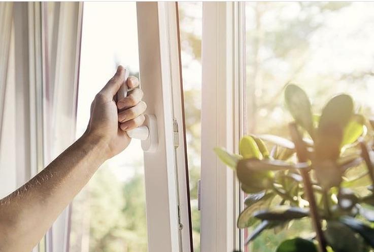 La ventana más cómoda y segura